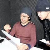 杉田智和・FROGMAN(アフレコ収録)