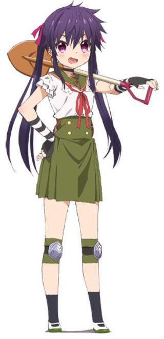 TVアニメ「がっこうぐらし!」小澤亜李演じるくるみのキャラクターボイスが公開