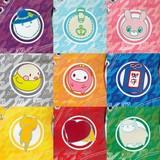 「ラブライブ!× UBIQ コレクション」全9種 マスコットデザイン