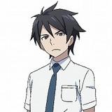 霧羽ナギサ(CV:内田雄馬)キャラクター設定画
