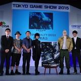 TGS2015でスマホアプリ「攻殻機動隊 新劇場版 Virtual Reality Diver」発表 今冬リリース
