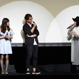 興津「イオナ、ありがとう」と深い感謝 「劇場版 蒼き鋼のアルペジオ ‐アルス・ノヴァ‐ Cadenza」先行上映会で