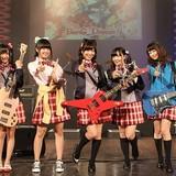 「BanG_Dream!」4thライブで新メンバー・大橋彩香が加入 5人そろって新たなスタート