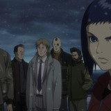 「攻殻機動隊ARISE border:4 Ghost Stands Alone」場面カット