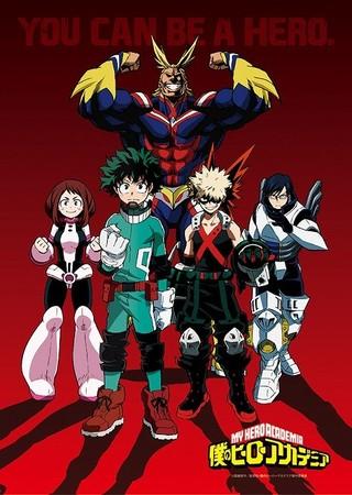 新たに公開された、ヒーローコスチューム着用のキャラクターたち