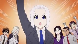 「アルスラーン戦記」新作ショートアニメ「企業戦士アルスラーン」が公開 TOKYO MXで1月7日から再放送も決定