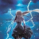 「傷物語〈II 熱血篇〉」キービジュアル公開 「鉄血篇」第2週特典には「最強シリーズ」から哀川潤が登場