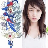 デヴィ夫人と川栄李奈、映画「プリパラ」最新作のオリジナルキャラクターで声優挑戦
