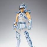 「聖闘士星矢」30周年展、アニメのデザインと原作のカラーが融合したフィギュア付きチケットが抽選販売