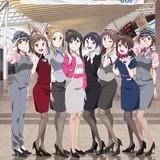 「Wake Up, Girls!」が宮城の魅力をPRする新作アニメ完成 「鉄道むすめ」ともコラボ