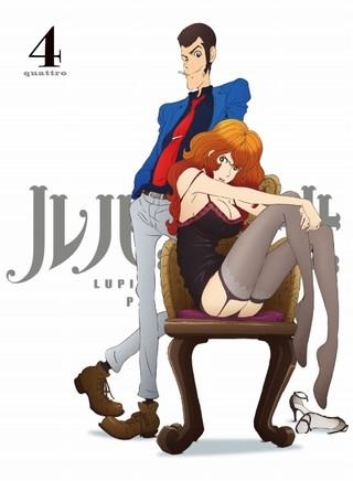 「ルパン三世」ブルーレイ&DVD第4巻収録の初公開エピソードは「ヴェニス・オブ・ザ・デッド」