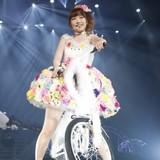 内田彩2ndライブ「Blooming!~咲き誇れみんな~」のブルーレイが4月27日発売