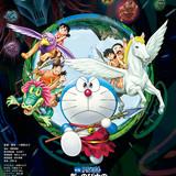 【映画興行ランキング】「映画ドラえもん」初登場1位、「ガルパン」は90万人突破、15億円視野に!