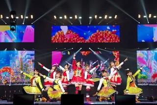 μ's、東京ドームで集大成のファイナルライブ 新田恵海「私たちはずっとμ'sです」