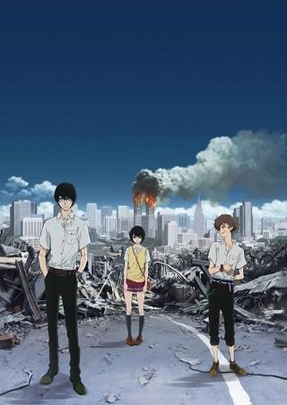 「残響のテロル」がフランスの「JAPAN EXPO AWARDS」でアニメ部門最高賞に!