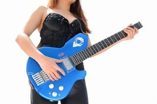 「攻殻S.A.C.」タチコマをイメージしたハイスペックギター発売 70万円で完全受注販売