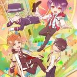 アニメ「OZMAFIA!!」キービジュアル