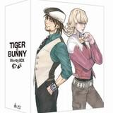 「TIGER & BUNNY」ブルーレイボックス、桂正和の描き下ろしボックスイラスト完成