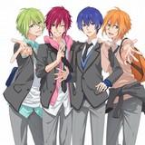 「MARGINAL#4」2017年1月テレビアニメ化