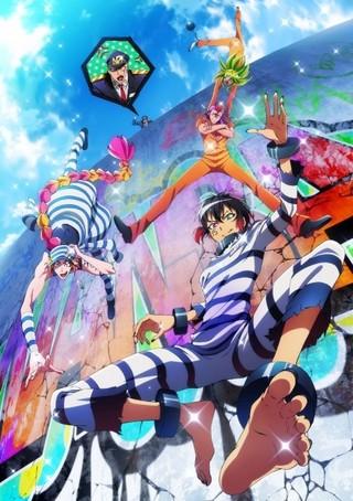 「ナンバカ」10月4日放送開始 OP主題歌はハシグチカナデリヤ×The Super Ball