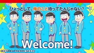 「おそ松さん」初のアニメコミック化!