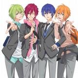 TVアニメ「MARGINAL#4」キービジュアル