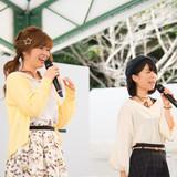古城門志帆(左)と篠田みなみ