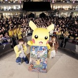 松本梨香&佐香智久「ポケモン」最新シリーズ「サン&ムーン」のOP主題歌を世界初披露