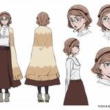 「文豪ストレイドッグス」に新キャラクター、「若草物語」のルイーザ・A登場