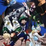 「僕のヒーローアカデミア」コミック第13巻、アニメDVD&原作者によるネーム付属
