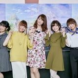 瀬戸麻沙美ら「ポッピンQ」主演5人が語る 東映アニメ・新ヒロインに込めた思い