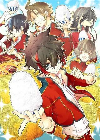 米を擬人化したアニメ「ラブ米」追加キャスト発表!杉田智和ら出演