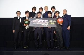 小野賢章、「黒子のバスケ」劇場版公開に「6年間のご褒美みたいな作品」と感慨