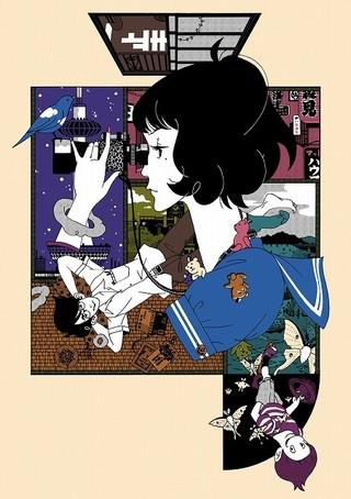 「夜は短し歩けよ乙女」公開を記念した「四畳半神話大系」オールナイト上映会開催決定