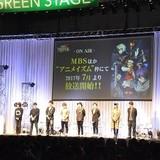 小林ゆう&桜井孝宏「将国のアルタイル」に出演決定 AJ2017では画伯参加のお絵描き対決展開