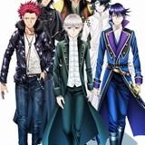 「K SEVEN STORIES」は7つの物語から成る劇場アニメ!18年夏から順次公開