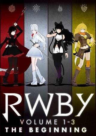 米国発3DCGアニメ「RWBY」7月7日放送開始!3シーズン網羅のブルーレイも発売