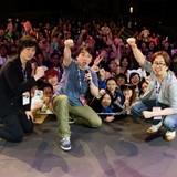 Anime Expo 2017で「Infini-T Force」世界最速上映!現地ファンからは鋭い質問も