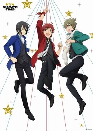 テレビアニメ「アイドルマスター SideM」10月から放送開始 初のアニメ映像PVも公開