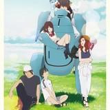 神山健治監督作「ひるね姫」主人公・森川ココネ親子3人がそろう新規イラスト完成