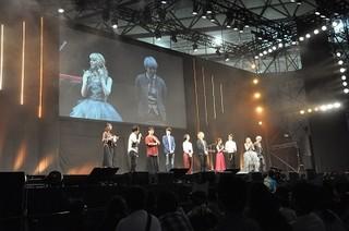 「Fate/Apocrypha」ステージイベントにキャスト陣が集結 GARNiDELiAによる熱狂ライブも