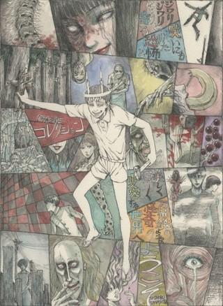 ホラー漫画家・伊藤潤二の傑作集が18年冬テレビアニメ化!原作大ファンを公言する田頭しのぶが監督