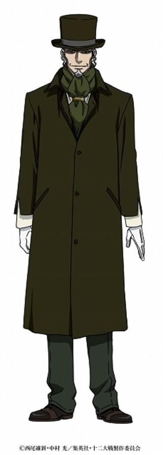 「十二大戦」10月3日放送スタート!審判ドゥデキャプル役で安元洋貴も出演
