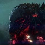 """ついにゴジラ""""顔出し""""!アニメ映画「GODZILLA」予告&ポスター完成"""