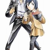 若手ヤクザとサイキック少女の危険な共同生活を描く「ヒナまつり」2018年春テレビアニメ化