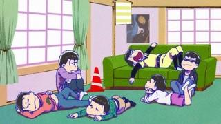 「おそ松さん」第2期、6つ子の変わらぬ日常をとらえた場面写真&新PV公開!