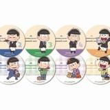 「おそ松さん」第2期コラボカフェがオープン