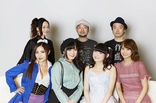 鈴木このみ&田村ゆかり主演「LOST SONG」に、たかはし智秋、芹澤優、茅野愛衣ら出演決定