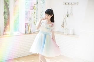 東山奈央が作詞・作曲に挑んだアルバム表題曲「Rainbow」のMV公開