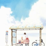 「あさがおと加瀬さん。」山田は高橋未奈美、加瀬さんは佐倉綾音 18年6月公開